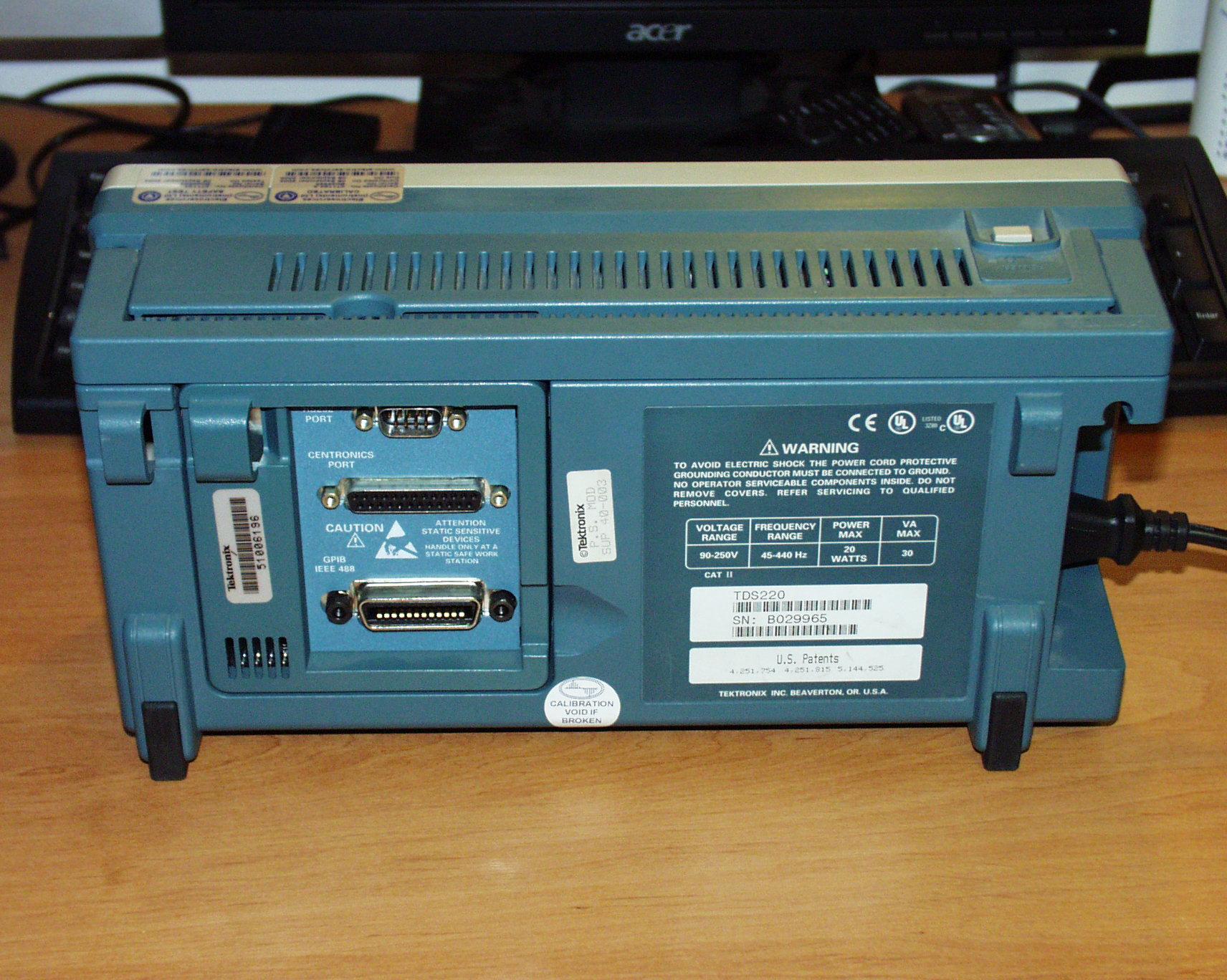 Looking for swap deal - Tektronix TDS220