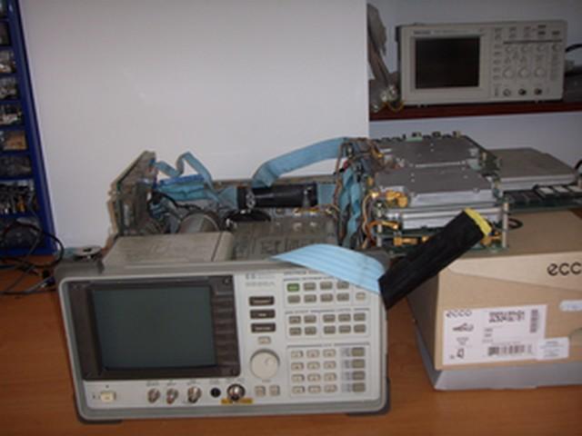 Hp8562a Restoration